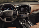 Фото авто Chevrolet Traverse 2 поколение, ракурс: торпедо