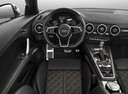 Фото авто Audi TT 8S, ракурс: рулевое колесо