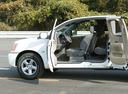 Фото авто Nissan Titan 1 поколение [рестайлинг], ракурс: салон целиком
