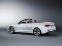 Фото авто Audi A5 2 поколение, ракурс: 135 цвет: белый