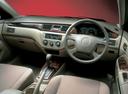 Фото авто Mitsubishi Lancer IX, ракурс: торпедо