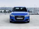Фото авто Audi A3 8V [рестайлинг],  цвет: синий