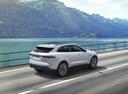 Фото авто Jaguar F-Pace 1 поколение, ракурс: 225 цвет: белый