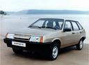Фото авто ВАЗ (Lada) 2109 1 поколение, ракурс: 45