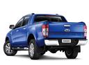 Фото авто Ford Ranger 4 поколение, ракурс: 135 цвет: синий