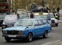 Фото авто Nissan Bluebird 810, ракурс: 45