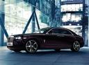 Фото авто Rolls-Royce Ghost 1 поколение, ракурс: 45 цвет: бордовый
