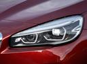 Фото авто BMW 2 серия Active Tourer F45 [рестайлинг], ракурс: передние фары цвет: бронзовый