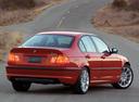 Фото авто BMW 3 серия E46 [рестайлинг], ракурс: 225 цвет: черный