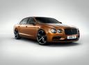 Фото авто Bentley Flying Spur 1 поколение, ракурс: 315 - рендер цвет: коричневый