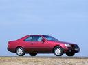 Фото авто Mercedes-Benz S-Класс W140/C140 [рестайлинг], ракурс: 270