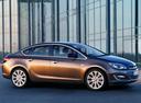 Фото авто Opel Astra J [рестайлинг], ракурс: 270 цвет: бронзовый