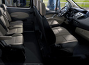 Фото авто Ford Tourneo Custom 1 поколение, ракурс: салон целиком