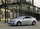 Фото авто Cadillac CTS 2 поколение, ракурс: 45 цвет: серебряный