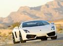 Фото авто Lamborghini Gallardo 1 поколение,  цвет: белый