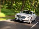Фото авто Cadillac CT6 1 поколение, ракурс: 45 цвет: белый