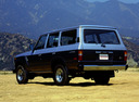 Фото авто Toyota Land Cruiser J60 [рестайлинг], ракурс: 135