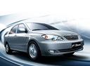 Фото авто BYD F3 1 поколение, ракурс: 315 цвет: серебряный