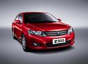 Фото авто Zotye Z300 1 поколение, ракурс: 315 цвет: красный