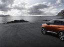 Фото авто Peugeot 3008 2 поколение, ракурс: 135 цвет: бронзовый