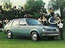 Фото авто Chevrolet Chevette 1 поколение [рестайлинг], ракурс: 315