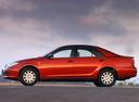 Фото авто Toyota Camry XV30 [рестайлинг], ракурс: 90 цвет: красный
