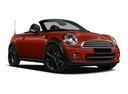 Фото авто Mini Roadster 1 поколение, ракурс: 315 цвет: оранжевый