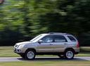Фото авто Kia Sportage 2 поколение [рестайлинг], ракурс: 90 цвет: серебряный