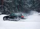 Фото авто Alpina B3 F30/F31, ракурс: 135 цвет: черный