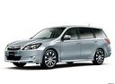 Фото авто Subaru Exiga 1 поколение [рестайлинг], ракурс: 45