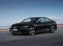Фото авто Audi RS 5 F5, ракурс: 45 цвет: черный