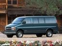 Фото авто Chevrolet Express 1 поколение, ракурс: 45