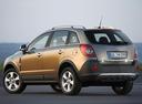 Фото авто Opel Antara 1 поколение, ракурс: 135 цвет: бежевый