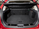 Фото авто Geely Atlas 1 поколение, ракурс: багажник цвет: красный