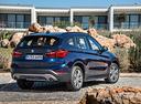 Фото авто BMW X1 F48, ракурс: 225 цвет: синий
