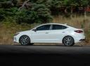 Фото авто Hyundai Elantra AD [рестайлинг], ракурс: 90 цвет: белый