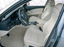 Фото авто BMW 5 серия E60/E61 [рестайлинг], ракурс: сиденье