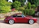 Фото авто Porsche 911 993, ракурс: 270