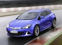 Фото авто Opel Astra J [рестайлинг], ракурс: 45 цвет: синий