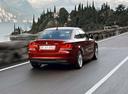 Фото авто BMW 1 серия E82/E88 [2-й рестайлинг], ракурс: 225 цвет: красный