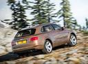 Фото авто Bentley Bentayga 1 поколение, ракурс: 225 цвет: бронзовый