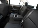 Фото авто Mazda 3 BL, ракурс: задние сиденья