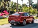 Фото авто BMW X4 G02, ракурс: 225 цвет: красный