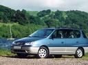 Фото авто Kia Carens 1 поколение, ракурс: 45