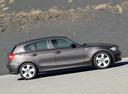 Фото авто BMW 1 серия E81/E82/E87/E88 [рестайлинг], ракурс: 270 цвет: серый