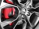 Фото авто Skoda Octavia 3 поколение, ракурс: колесо