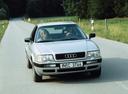 Фото авто Audi 80 8C/B4,  цвет: серебряный