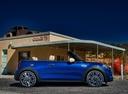 Фото авто Mini Cabrio F57 [рестайлинг], ракурс: 270 цвет: синий