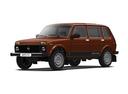 Новый ВАЗ (Lada) 4x4, коричневый металлик, 2017 года выпуска, цена 603 900 руб. в автосалоне