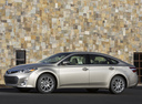 Фото авто Toyota Avalon XX40, ракурс: 90